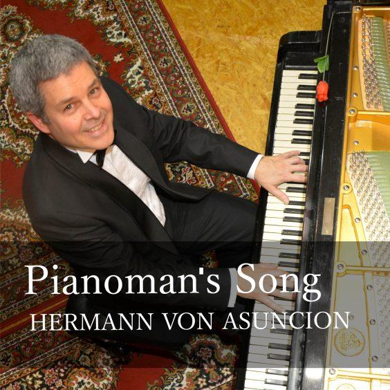 pianomans cover