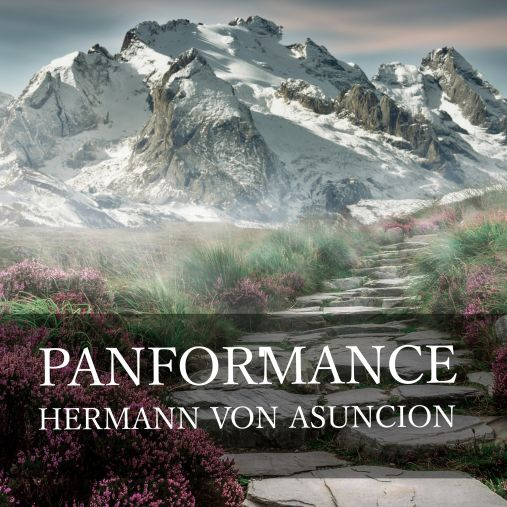 Panformance, cover