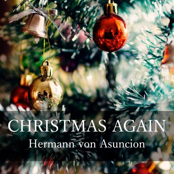 Christmas Again, cover