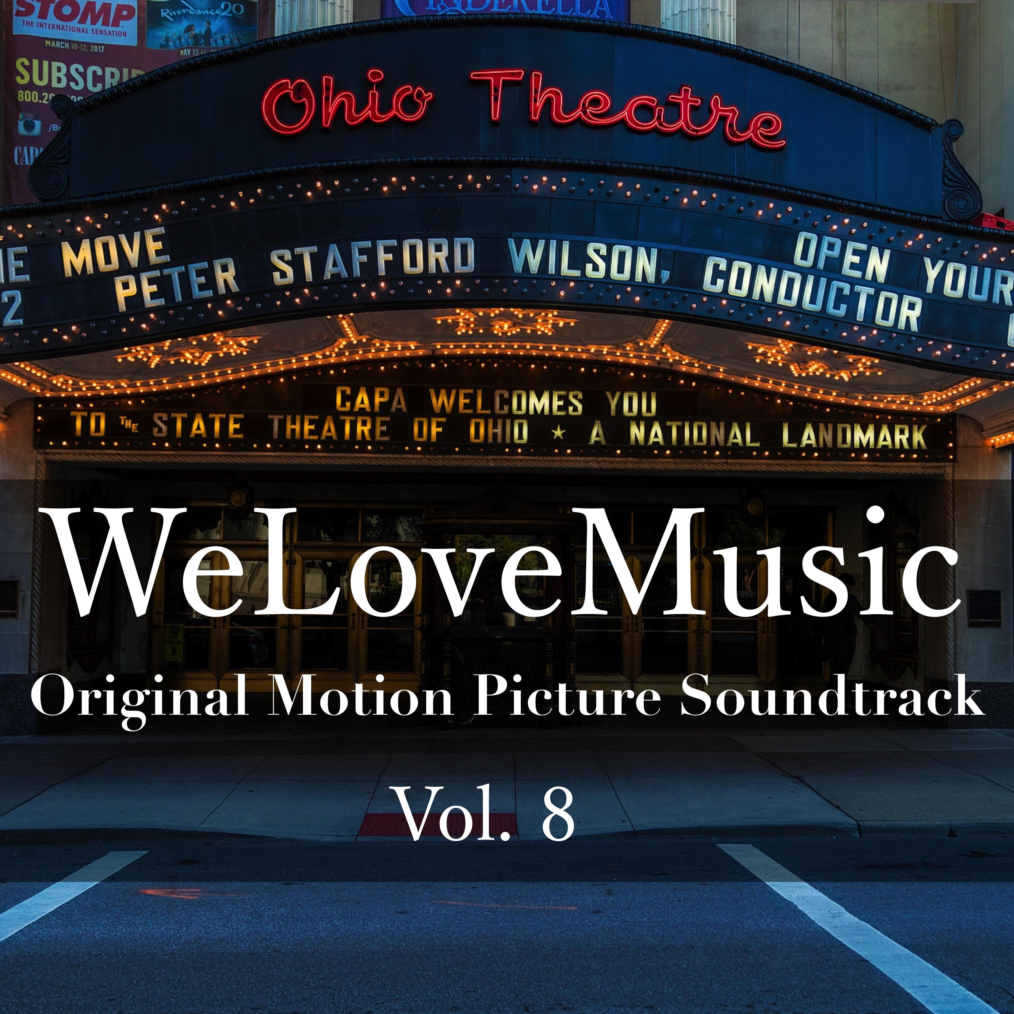 Film Compilation cover, orig. motion picture soundtrack